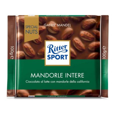 """Ritter """"Special Nuts"""" Mandorle Intere"""