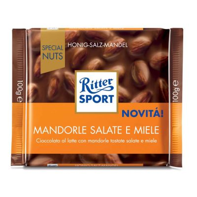 "Ritter ""Special Nuts"" Mandorle Salate & Miele"