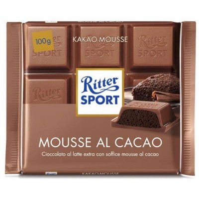 """Ritter """"Variety"""" Mousse al Cacao"""