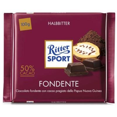 Ritter Fondente 50%
