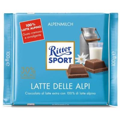 """Ritter """"Variety"""" Latte delle Alpi"""