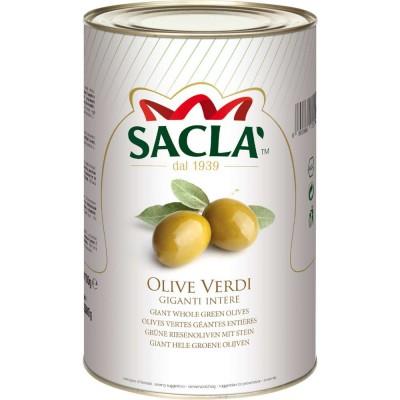 Saclà Olive Verdi Giganti Intere