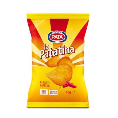 Formato Bar – Pata Patatina Classica al gusto Paprika