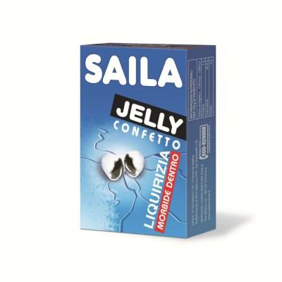 Saila Confetto Jelly Liquirizia