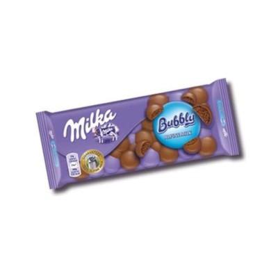 Milka Tavoletta Bubbly Latte
