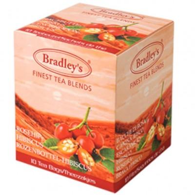 Bradley's Infuso di Rosa Canina