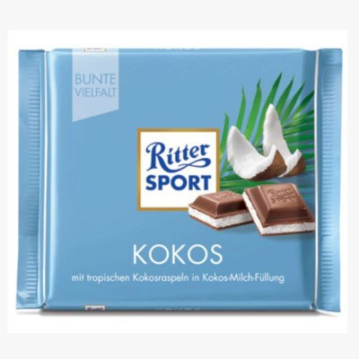 """Ritter """"Variety"""" al Cocco"""