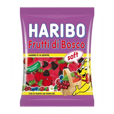 Haribo Busta Frutti di Bosco