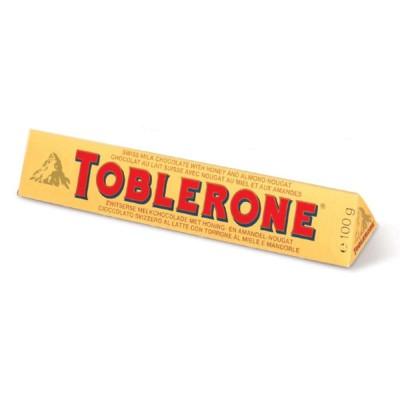 Toblerone Latte