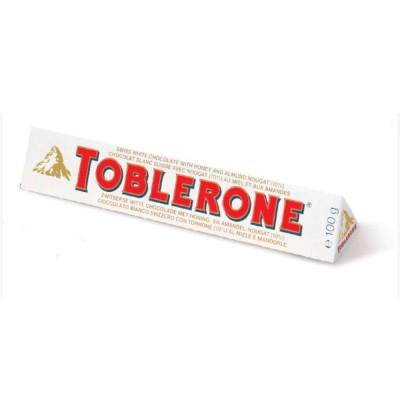 Toblerone Bianco