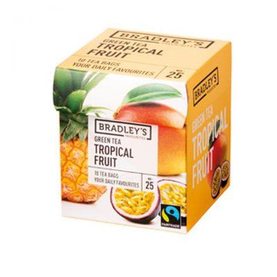 Bradley's Tè Verde ai Frutti Tropicali