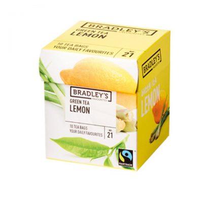Bradley's Tè Verde al Limone