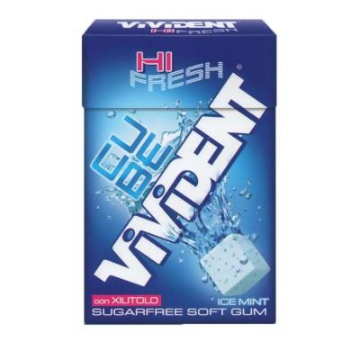 Vivident Cube Ice Mint