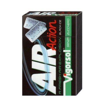 Vigorsol Air Action Black Ice