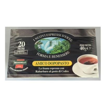 Brisighello Tisana Espresso Amico Dopopasto