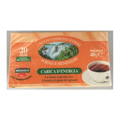 Brisighello Tisana Espresso Carica di Energia
