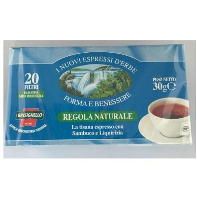 Brisighello Tisana Espresso Regola Naturale