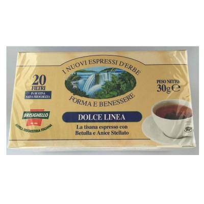 Brisighello Tisana Espresso Dolce Linea