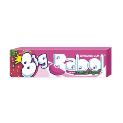 Big Babol Panna/Fragola