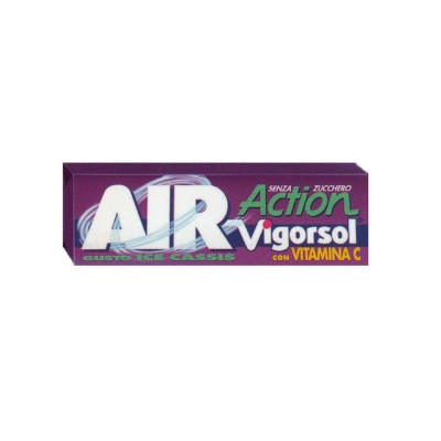 Vigorsol Air Action Ice Cassis