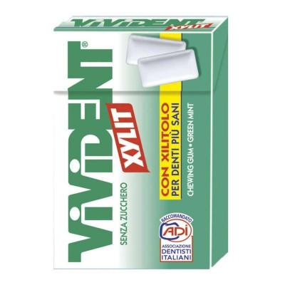Vivident Xylit Green Mint