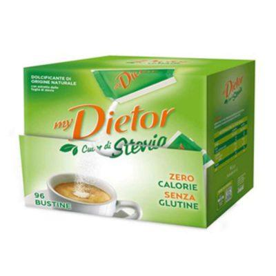 Dolcificante MyDietor Cuore di Stevia