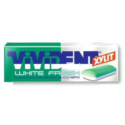 Vivident Xylit White Fresh Spearmint