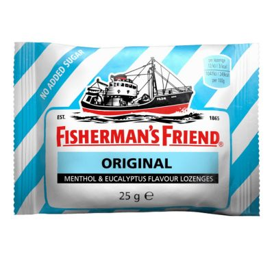 Fisherman's Friend Original Senza Zucchero