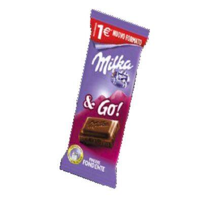 Milka & Go! 45g. Fondente