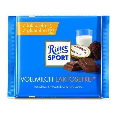 Ritter Vollmilch Senza Lattosio