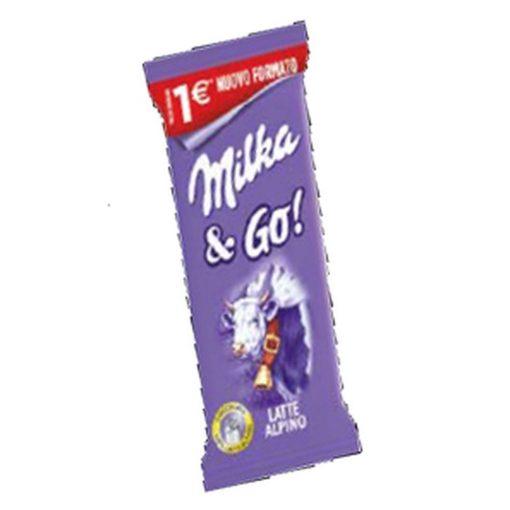 Milka & Go! 45g. al Latte