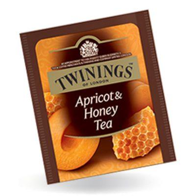 Twinings Tè Nero Albicocca e Miele