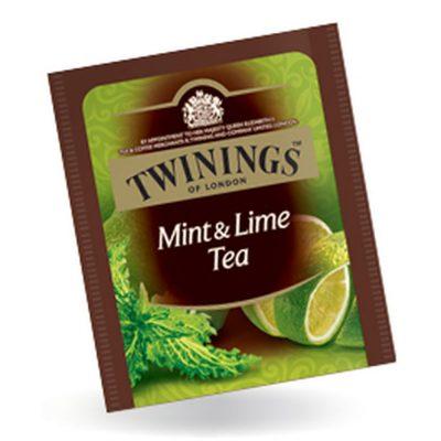 Twinings Tè Nero Menta e Lime