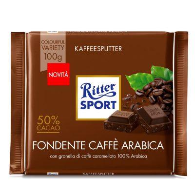 "Ritter ""Variety"" Fondente Caffè Arabica"