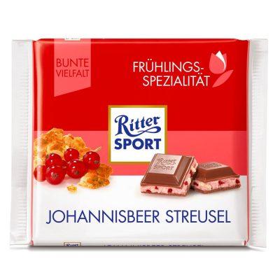 "Ritter ""Spring Variety"" Frolla al Ribes"