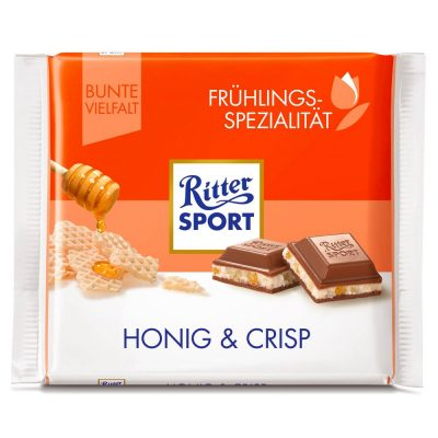 """Ritter """"Spring Variety"""" Miele & Wafer"""