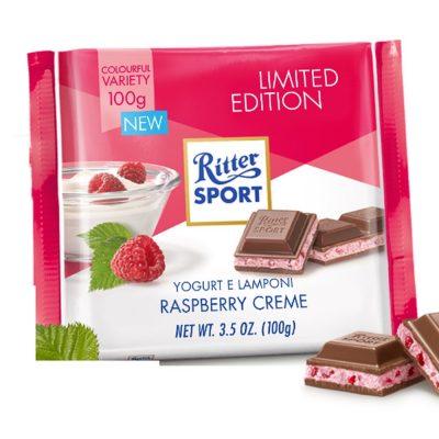 "Ritter ""Summer Edition"" Yogurt & Lamponi"
