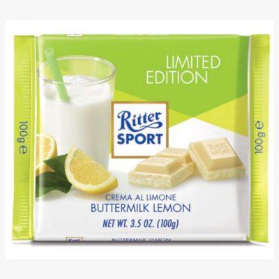 """Ritter """"Summer Edition"""" Crema al Limone"""