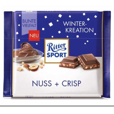 """Ritter """"Winter Edition"""" Crema alla Nocciole"""