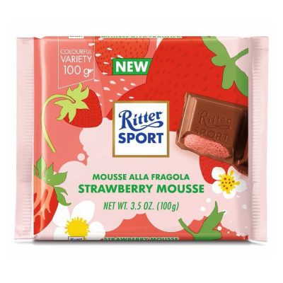 "Ritter ""Limited Edition"" Mousse alla Fragola"