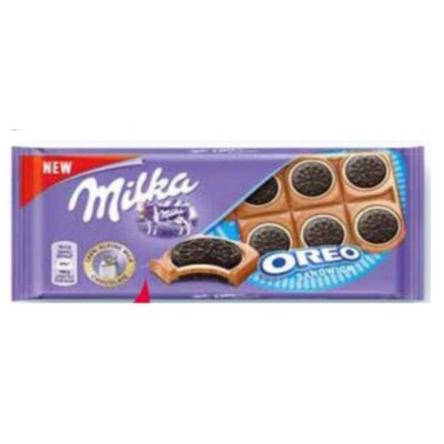 Milka Tavoletta Sandwich Oreo
